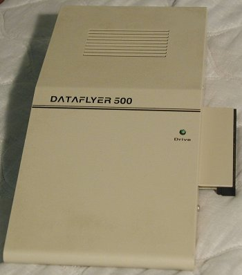Dataflyer 500 case