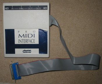Pro MIDI Interface