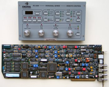 Personal TBC III with RC-2000