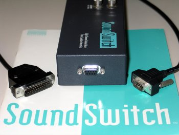Soundswitch, side
