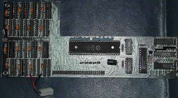 Image showing the RAM PCB