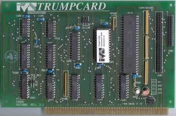 Image of the Trumpcard 2000